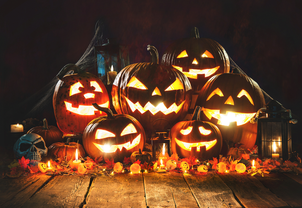 October events halloween